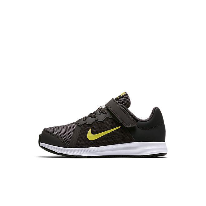 Nike Downshifter 8 Kleuterschoen - Grijs