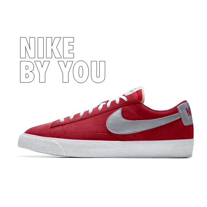Nike WMNS Blazer Low - By You