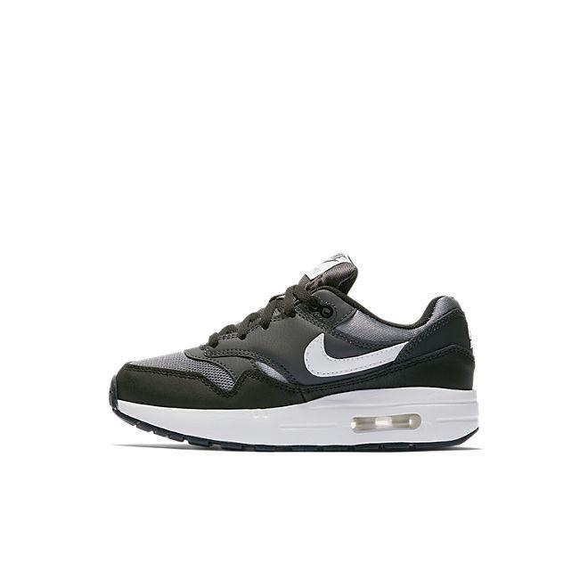 Nike Air Max 1 Kleuterschoen - Zwart