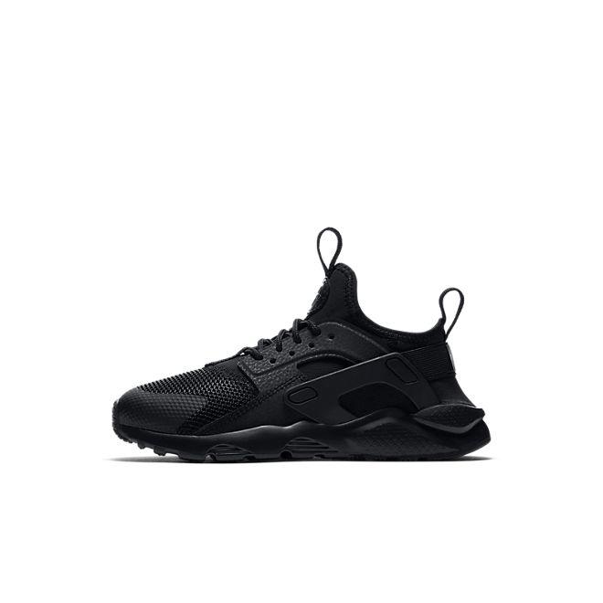 Nike Huarache Ultra Kleuterschoen - Zwart 859593-004