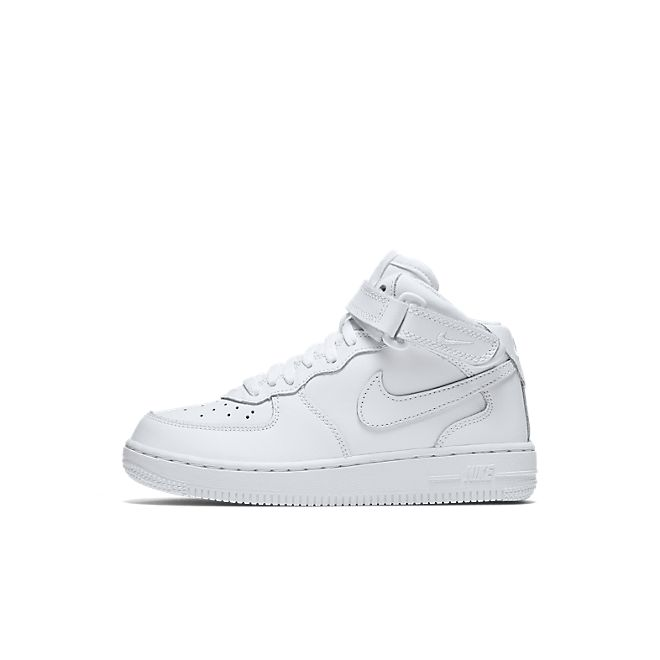 Nike Air Force 1 Mid Kleuterschoen - Wit