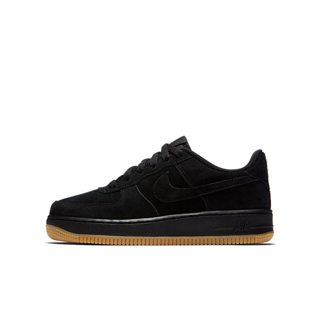 Nike Air Force 1 Premium  zijaanzicht