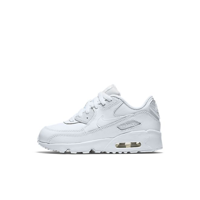 Nike Air Max 90 Leather Kleuterschoen