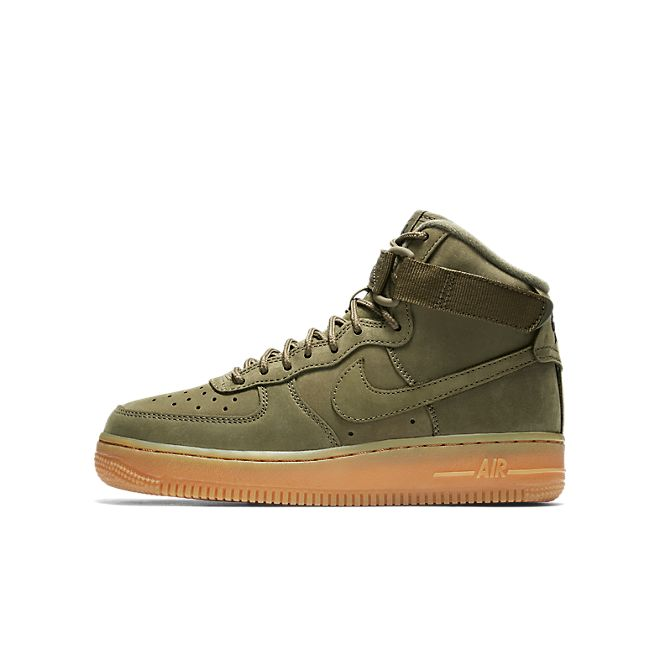 Nike Air Force 1 High WB  zijaanzicht