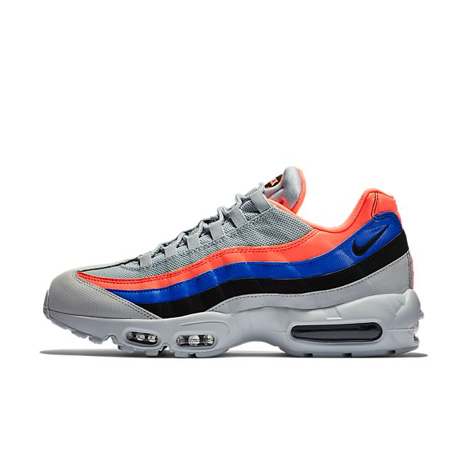 Nike Air Max 95 Essential | Grijs | Sneakers | 749766 035