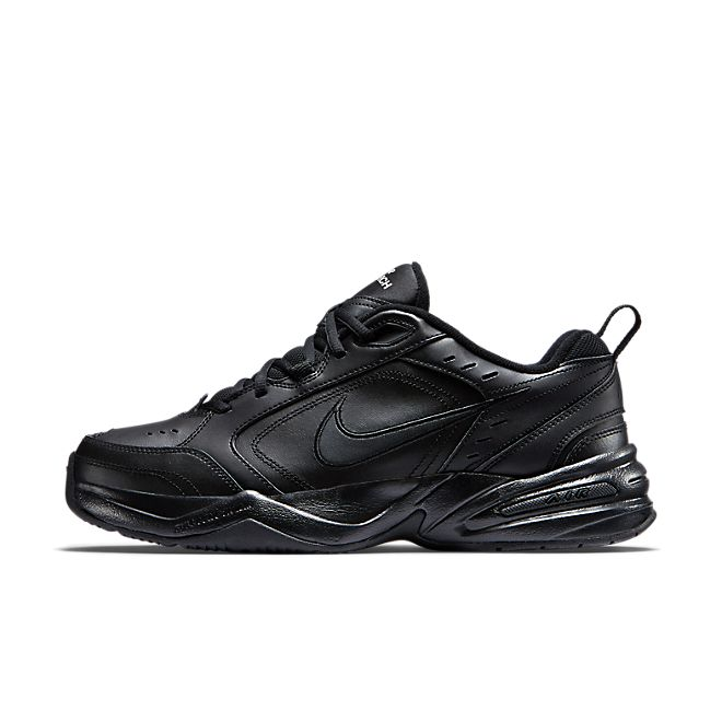 Nike Air Monarch IV Lifestyle- en sportschoen - Zwart