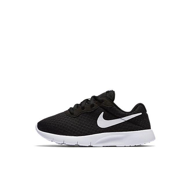 Nike Tanjun Kleuterschoen - Zwart