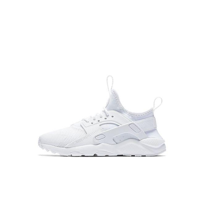 Nike Huarache Ultra Kleuterschoen - Wit