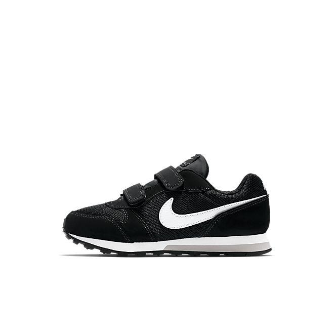 Nike MD Runner 2 Kleuterschoen - Zwart