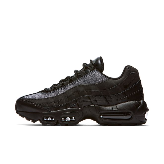 Gángster tierra instructor  Nike Air Max 95 SE Glitter | AT0068-001 | Sneakerjagers