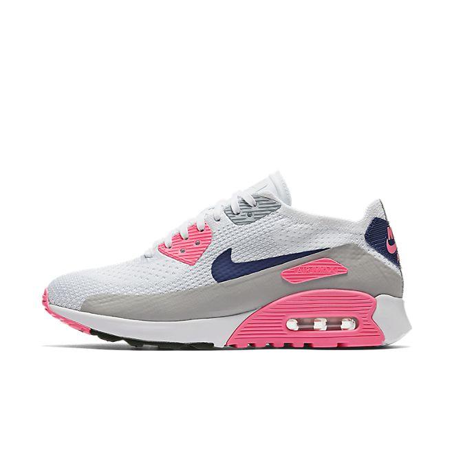 Nike Wmns Air Max 90 Ultra 2.0 | Weiss | Sneaker | 881106