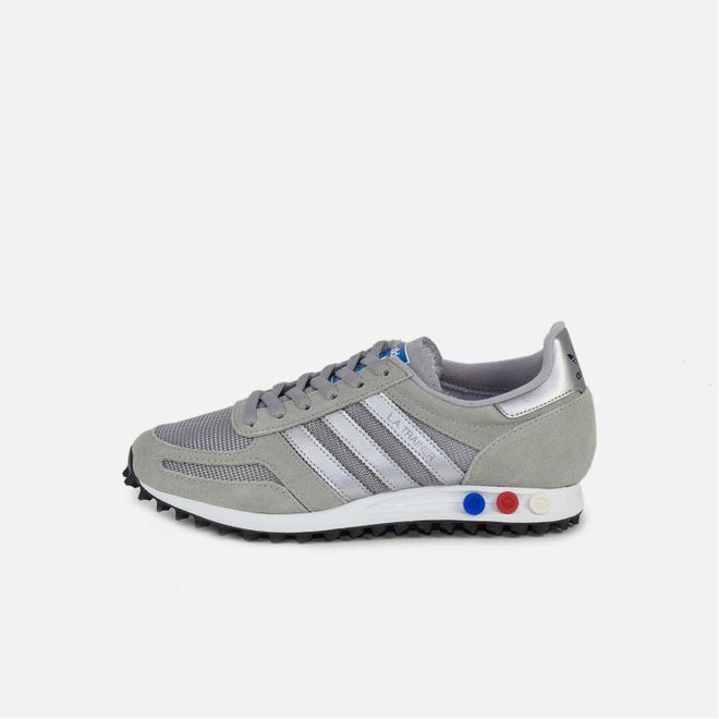 Adidas LA Trainer Grey / Metallic Silver