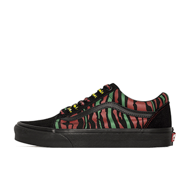 Vans x A Tribe Called Quest Old Skool zijaanzicht