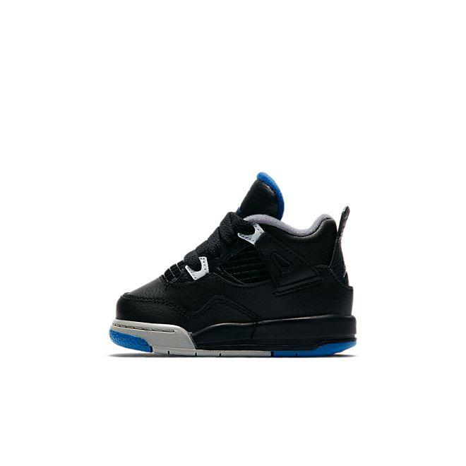 "Nike Jordan 4 Retro BT ""Motorsport"" (Black)"