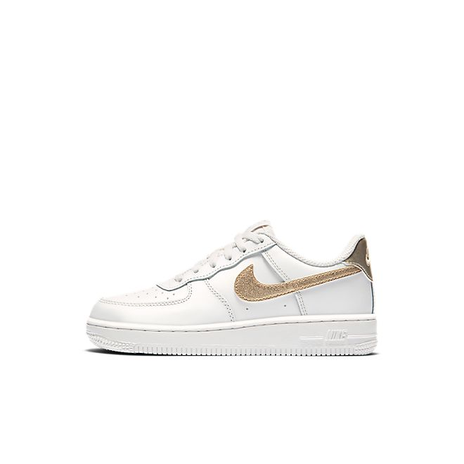Nike Air Force 1 (PS) (White)