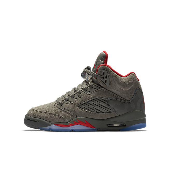 Nike Air Jordan 5 Retro (BG) (Camo)
