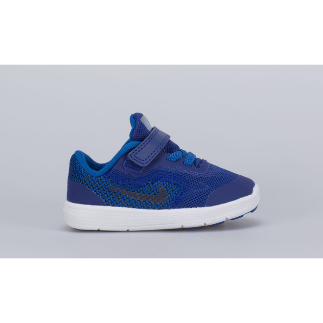 Nike Revolution 3 (TDV) (Blue)