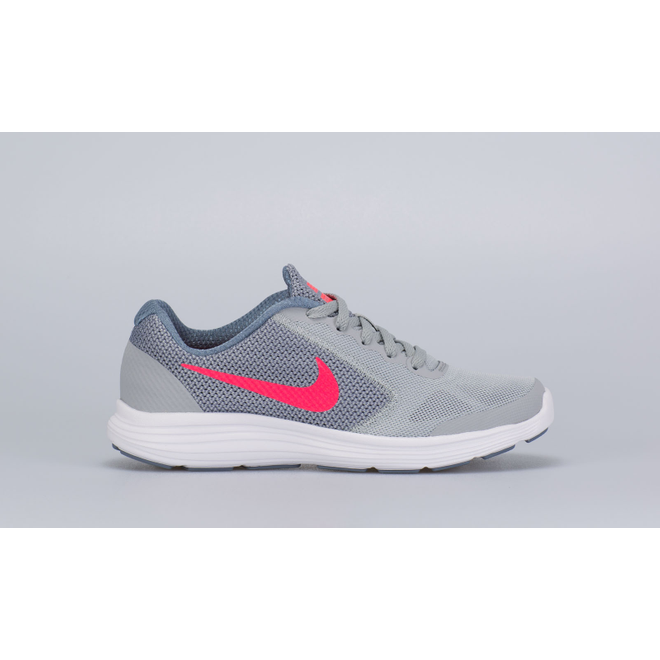 Nike Revolution 3 (GS) (Grey)