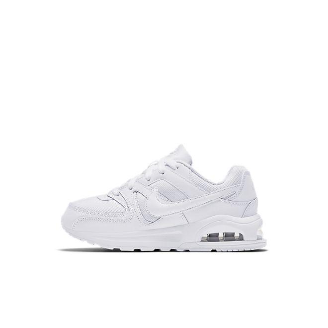 Nike Air Max Command Flex (PS) (WHITE)