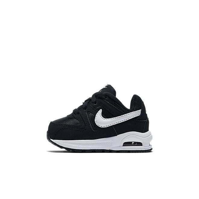 Nike Air Max Command Flex (TD) (Black)