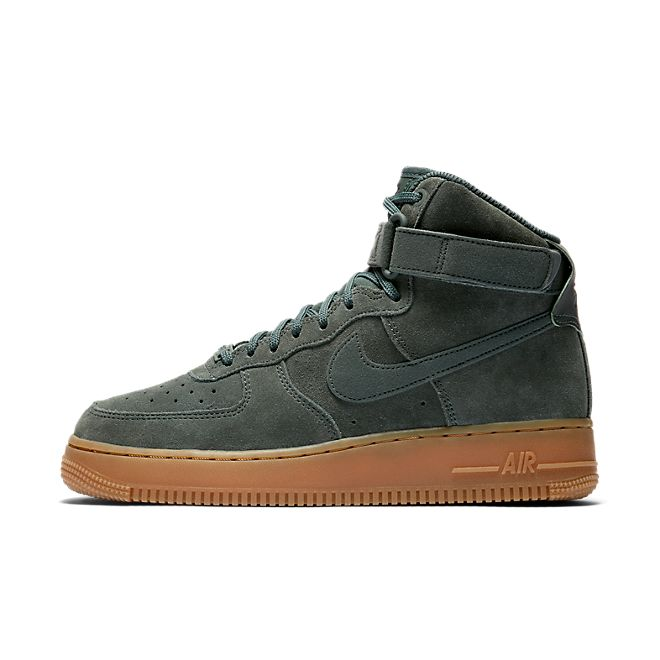 Nike Wmns Air Force 1 HI SE (Green)
