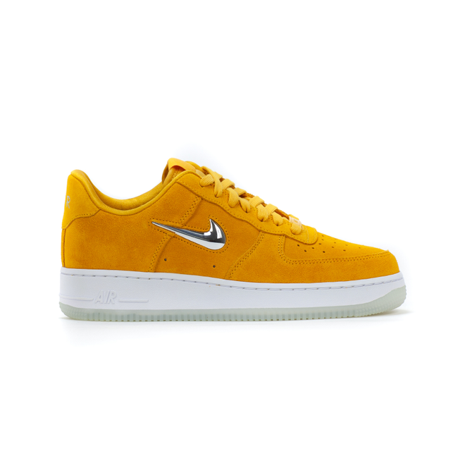 Nike Wmns Air Force 1 '07 PRM LX (Yellow) | AO3814 700