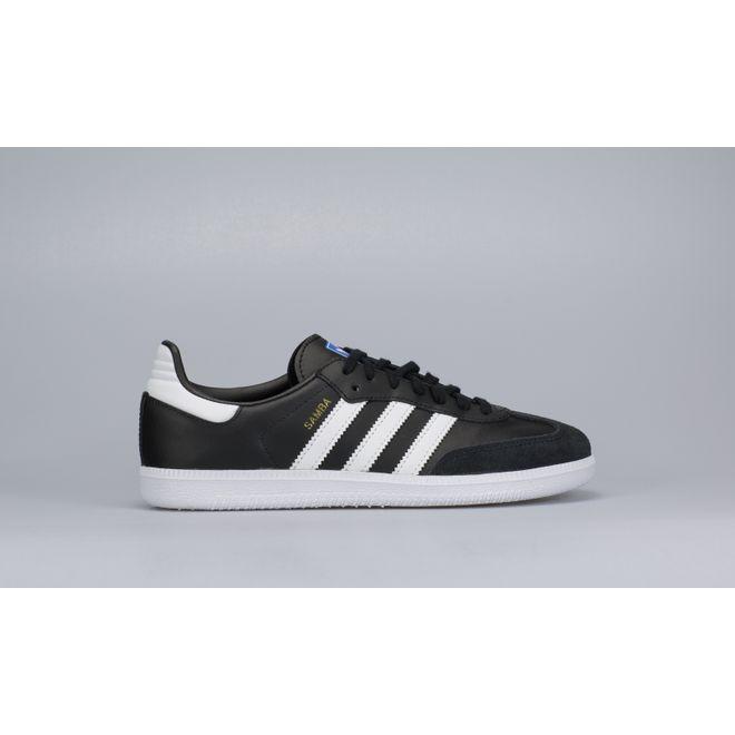 adidas Originals Samba OG J (Black)