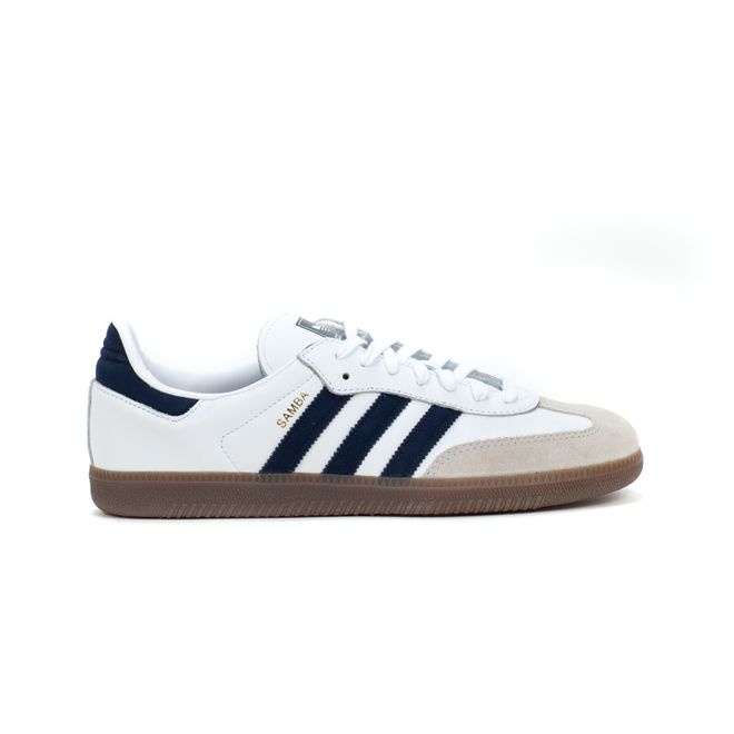 adidas Originals Samba OG (White / Blue)