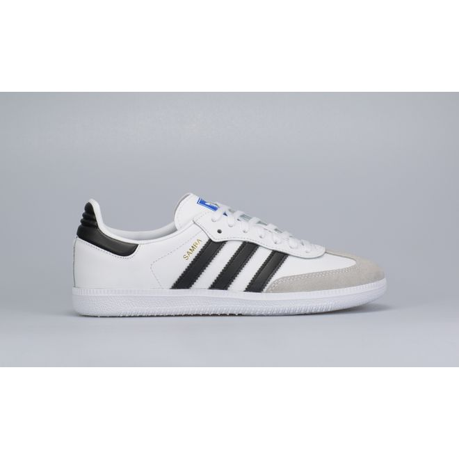 adidas Originals Samba OG J (White)