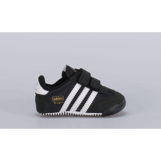 adidas Originals Dragon L2W Crib (Black)