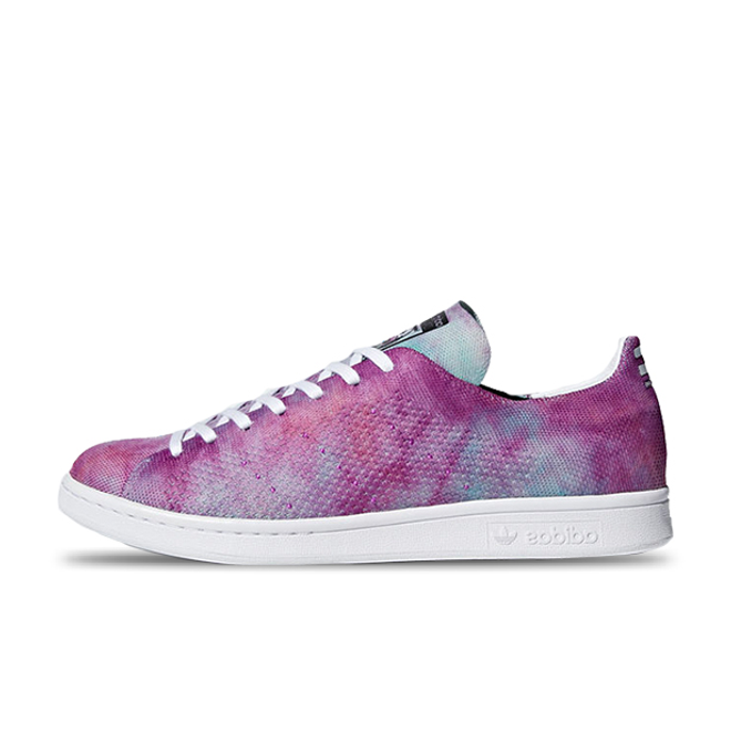 best cheap f8642 a1331 Pharrell x adidas Stan Smith Hu Holi 'Pink Glow' | DA9612
