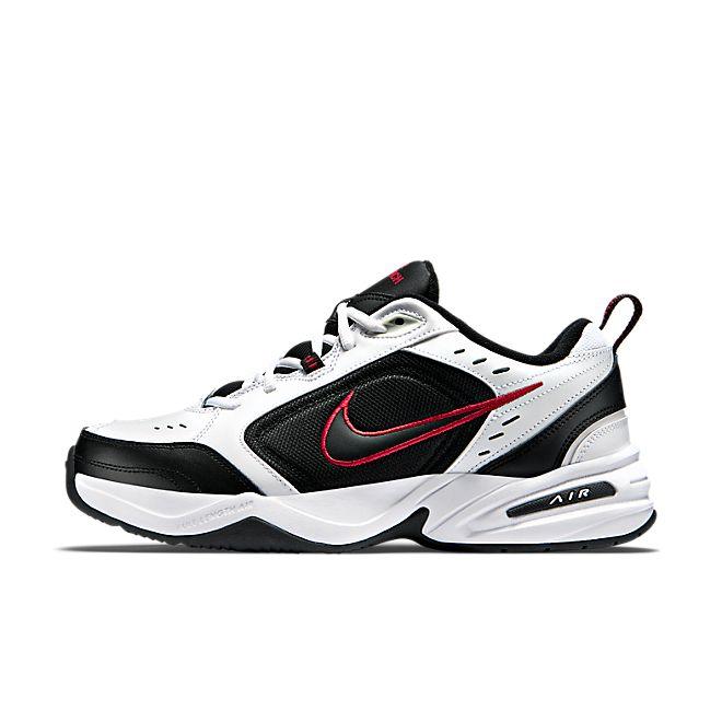 "Nike Air Monarch IV ""Black and White"""