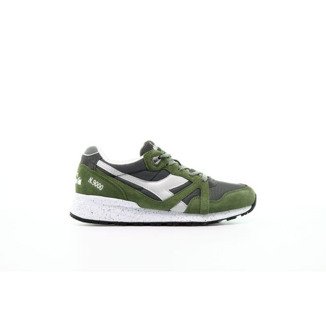 "Diadora N9000 Speckled ""Loden Green"""