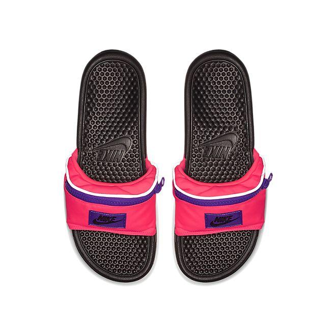 """Nike Benassi JDI """"Fanny Pack - magenta"""""""