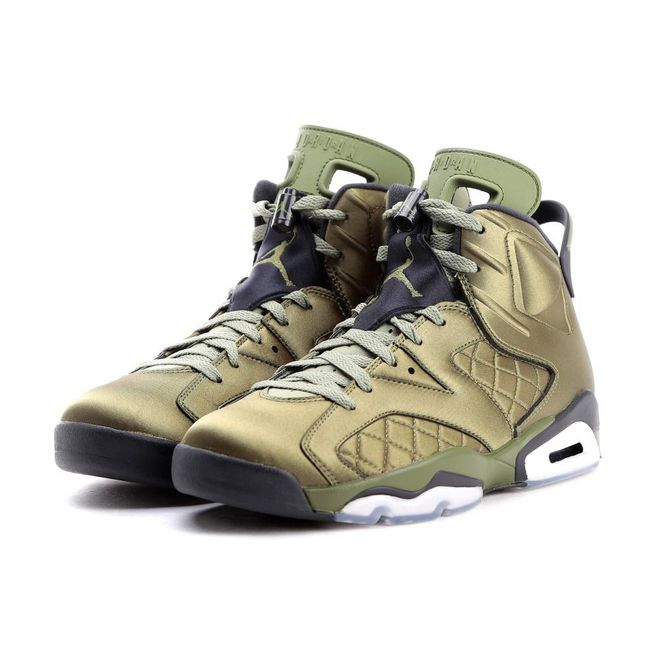 Jordan Air Jordan 6 Retro Pinnacle zijaanzicht