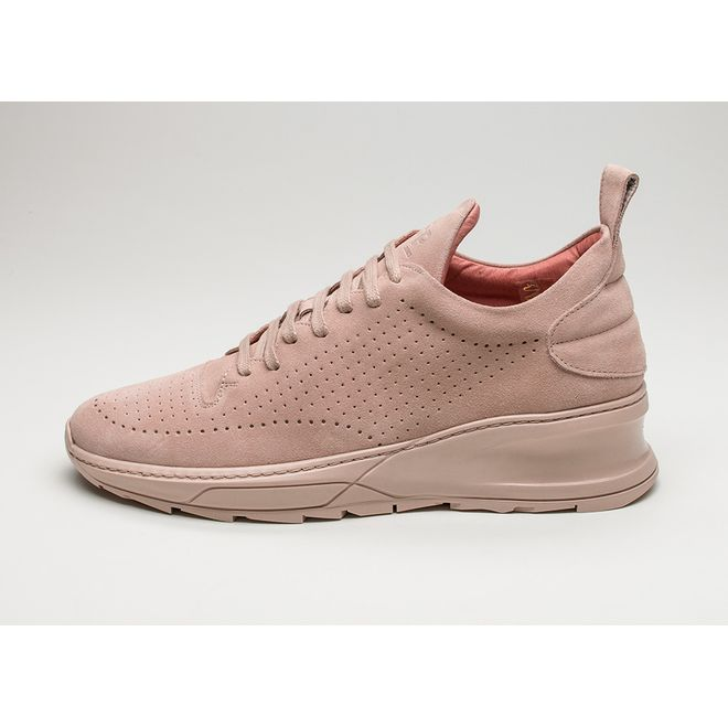 Filling Pieces Steel Runner Perforation (Pink)