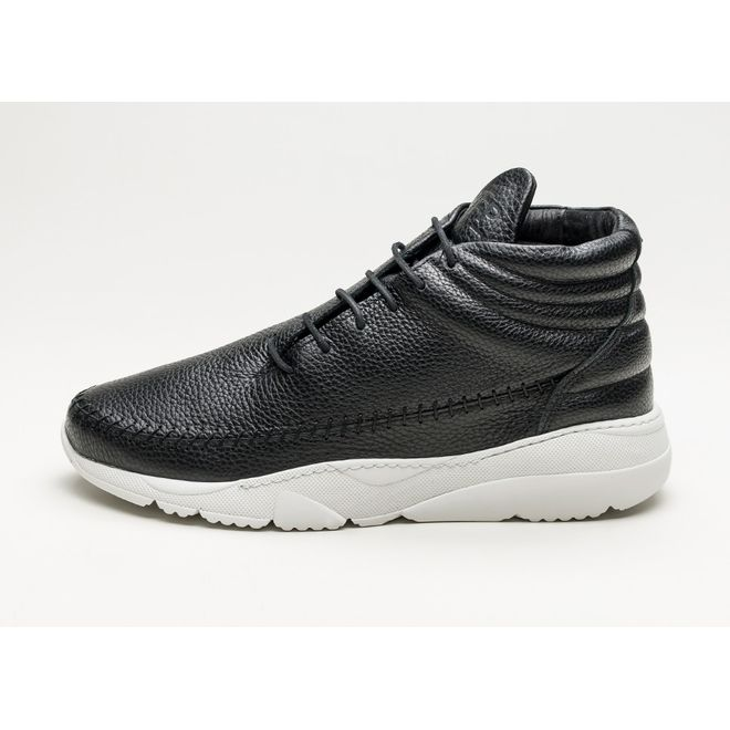 Filling Pieces Apache Runner Mid (Black / White)