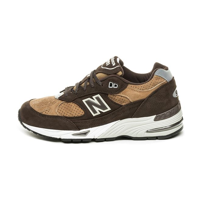 New Balance M991DBT *Made in England* (Brown)