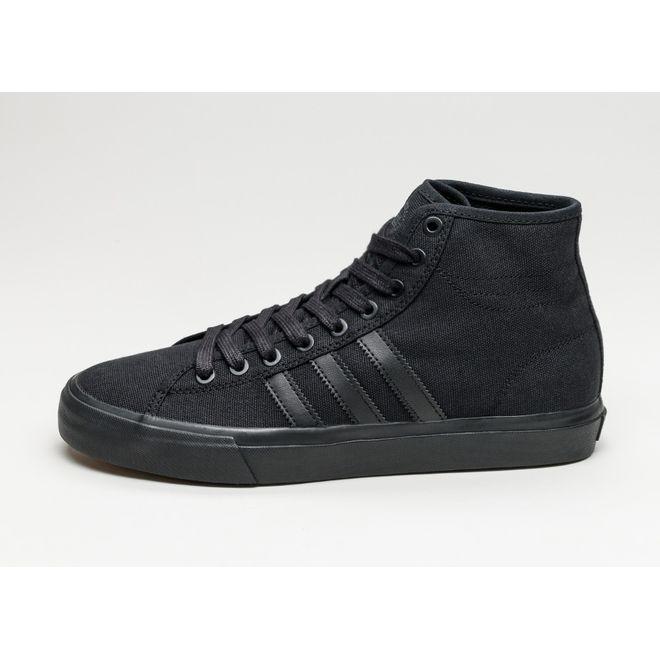 adidas Matchcourt High RX (Core Black / Core Black / Core Black)