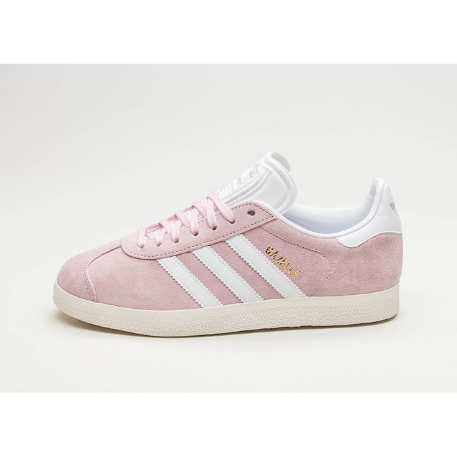 adidas Gazelle W (Wonder Pink / Ftwr White / Gold Metallic)