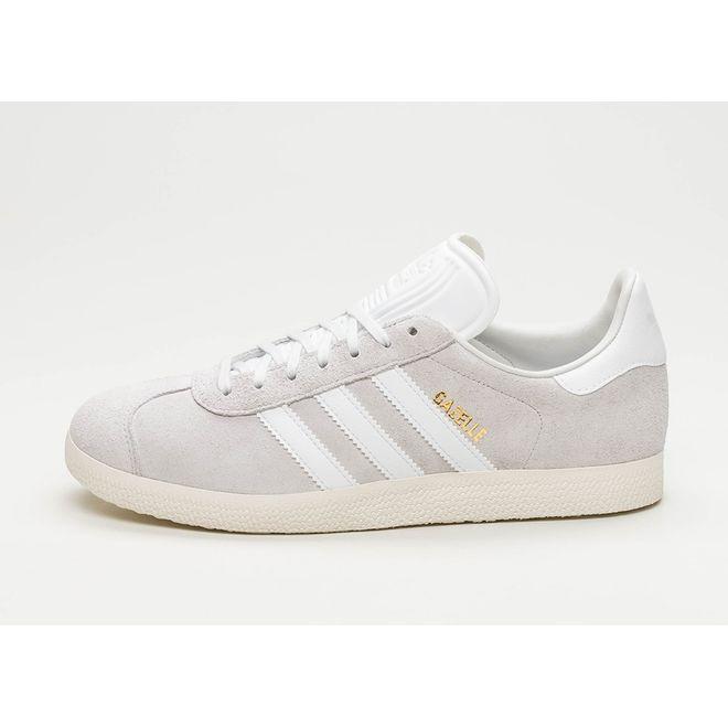 adidas Gazelle (Crystal White / Ftwr White / Cream White)