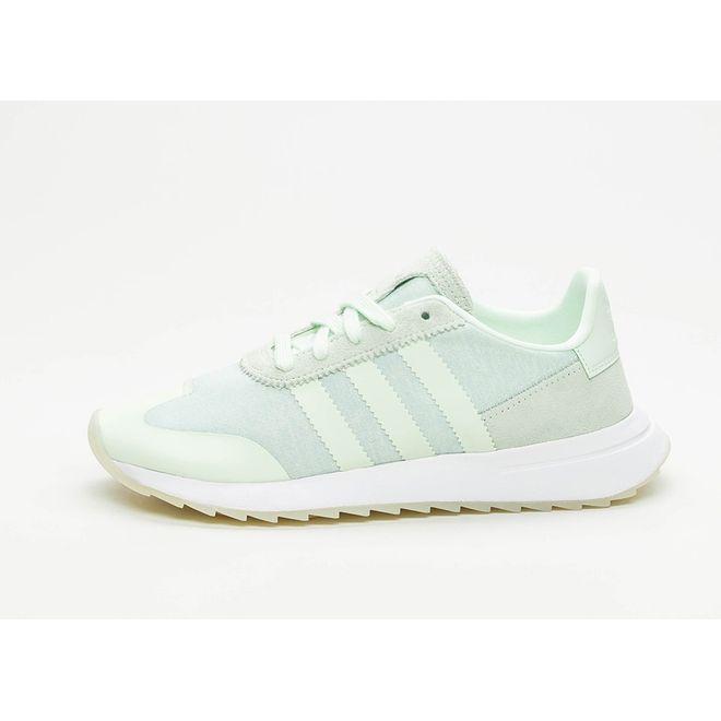 adidas FLB_Runner W (Aero Green / Ftwr White / Ash Green)