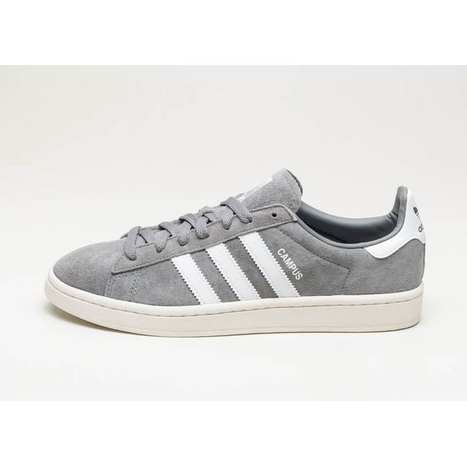 adidas Campus (Grey Three / Ftwr White / Chalk White)