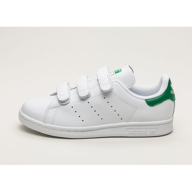 adidas Stan Smith CF W (Ftwr White / Ftwr White / Green) S75187