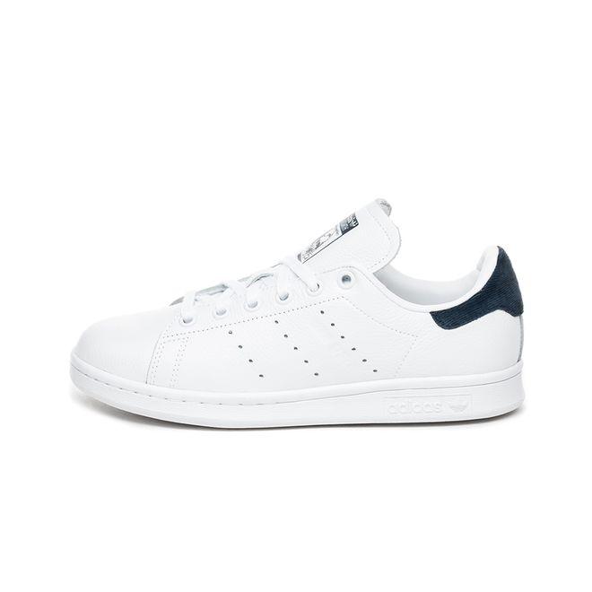 adidas Stan Smith W (Ftwr White / Ftwr White / Collegiate Navy)