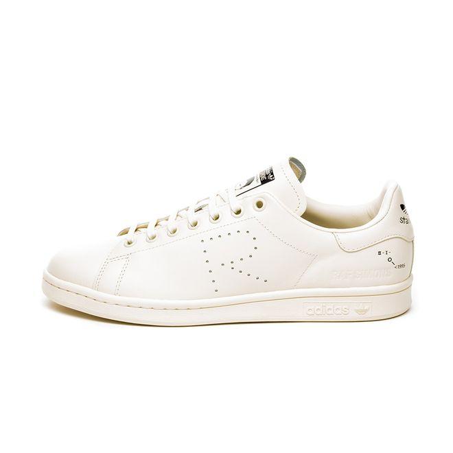 purchase cheap e8803 3273f adidas x Raf Simons Stan Smith (Cream White / Clear Brown ...