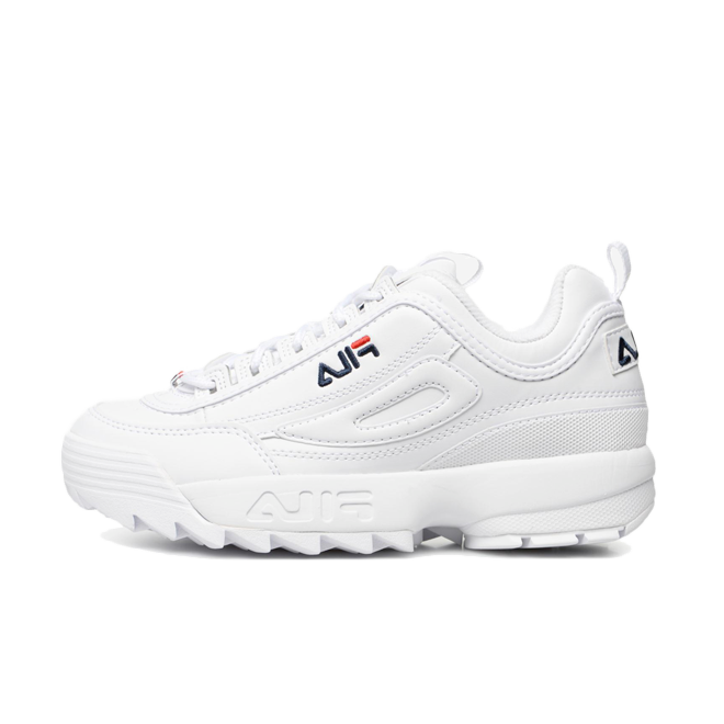 FILA Disruptor Low Wmn (White)