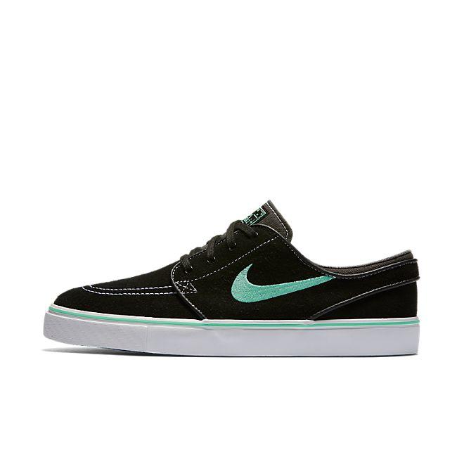 Cuota Controversia retorta  Nike SB Zoom Stefan Janoski (Black / Green Glow - Anthracite - White) |  333824 052 | Sneakerjagers