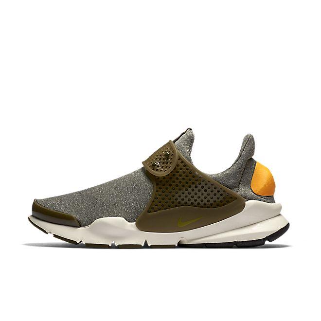 Nike Wmns Sock Dart SE (Dark Loden / Gold Leaf - Dark Loden - Sail)