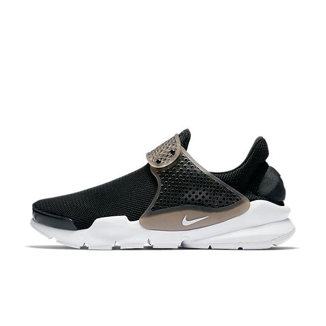 Nike Wmns Sock Dart Breeze (Black / White - Glacier Blue)
